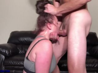 HobyBuchanon presents 7 Rough Facefucking Gagging Cumshots Compilation 7