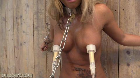 Natalia Forrest – Sybian milking [FullHD 1080P]