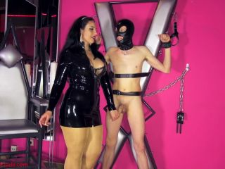 Online Fetish video Femdom – Mistress Ezada Sinn – The first ruined and the last real orgasms