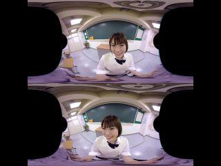 [VR] Haruna Ikoma and Sesera Harukawa – Audacious Sex with Japanese Schoolgirls