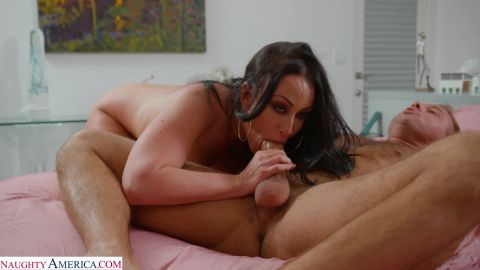 Jennifer White - Jennifer White Gets Neighbors Big Cock [FullHD 1080P]