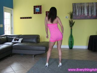 Bratty Ashley Sinclair and Friends – Pink Dress Dancing
