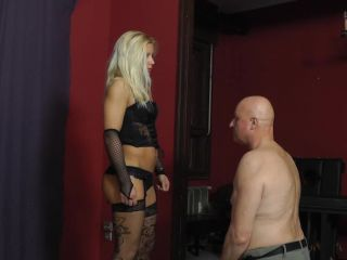 Porn online CRUEL MISTRESSES – Shut the fuck up. Starring Mistress Amanda femdom