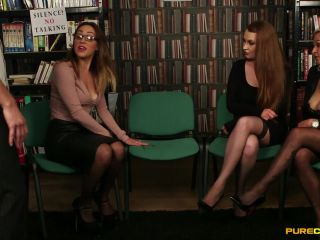PureCFNM – Ashleigh De Vere, Samantha Page, Tory Jones – Library Committee