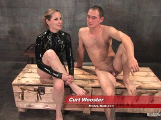 Cock and Ball Torment With Maitresse Madeline - Kink  August 1, 2014