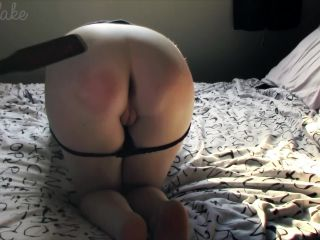 Getting Spanked For Being a Bad Girl Ally Blake