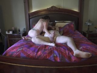 His Orgasm – Sherry Stunns - blackmail fantasy - cumshot femdom permanent chastity