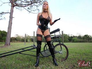 Vanessa Cage – Vanessa Tortures your Cock and Balls POV