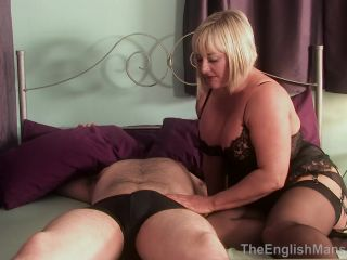 The English Mansion – Lady Nina Birch, Miss Kinky Dirty Bitch – Freak Cock – Complete Movie