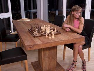 lesbian - DDFNetwork – EuroGirlsOnGirls presents Ashley Woods, Silvia Dellai in Kinky Chess Cuties – 28.01.2019