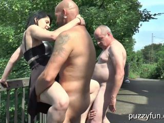 Kitty Blair, Mini Hotcore - A horny exchange, piss for sperm [FullHD 1080P] - Screenshot 6