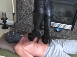 ClubStiletto - Princess Lily - Best of Stiletto Trampling | stomping | fetish porn