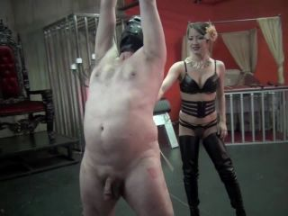Asian Cruelty  HARD CORE CANING  Starring Miss XI