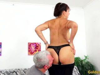 GoldenSlut presents Vanessa Videl