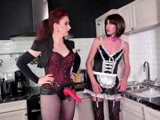 Porn online [Femdom 2019] Mistress Lady Renee – Maid to suck My strap-on [Strapon, Dildo, Strap-On, Strap on, Dildo Sucking, Strap-On Sucking, k2s.cc, femdom online] femdom