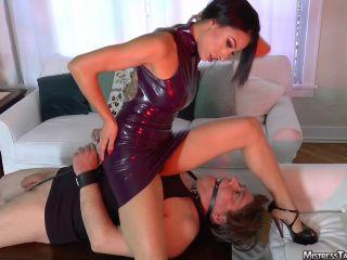 Porn online [Femdom 2018] Mistress Tangent – Slimed [Humiliation, Degradation, Spitting, Spit] femdom