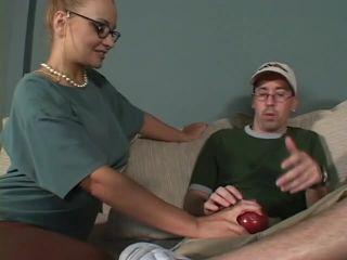 Big Boob Teachers, Scene 1 - Rebecca Bardoux
