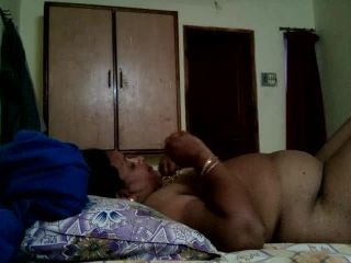 Indian Aunty Fucked In Bed