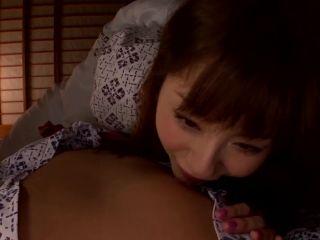 Porn Japanese hard blowjob