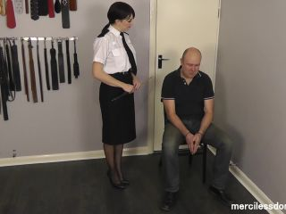Merciless Dominas – Merciless Police Officer