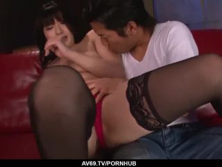 Porn Megumi hka screams with cock in her asian pussy