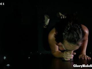 19 11 06 Indica Monroe - Indicas First Gloryhole Video POV 10 cumshots