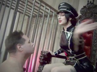 DomNation  ITS ALL ABOUT RESPECT Starring Mistress Cybill Troy