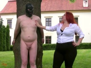 Ball Abuse – House of Sinn – Nothing more than a scratching post – Lady Yna