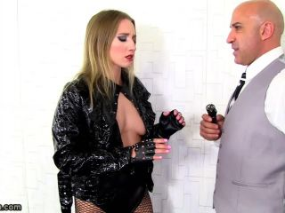 Black Canary Humiliating Obedience XXX