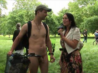 Naked Bike Ride Virgins Part 3