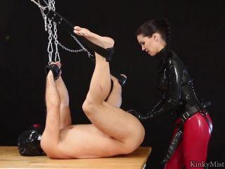 [KinkyMistresses] Mistress Susi - The Anal Slut On The Table