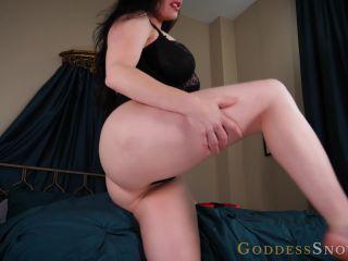 Alexandra Snow - Worship my Beautiful Ass [FullHD 1080P] - Screenshot 3
