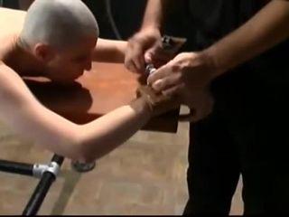 Brutal BDSM Safira – See-Saw Torture