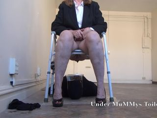 Under MuMMys Toilet - Open Your Mouth and Take My Shit TOILET [FullHD 1080P] - Screenshot 5