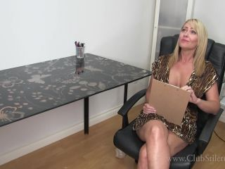Club Stiletto Femdom - You Re The Offices New Pussy Licker. Starring M ...