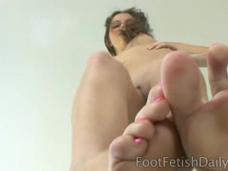 Missy Stone Soles on Glass