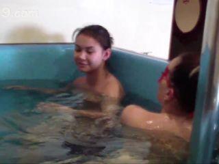 MilanaSmelly - Scat Amina and Yana relax in sauna - New slave [HD 720P] - Screenshot 1