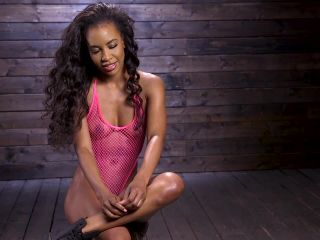 Brand New Ebony Slut Demi Sutra Gets Tied and Tormented - BDSM, Punish ...