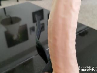 Goddess Haighlee's anal pet gets what he deserves