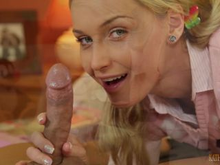 Clips4Sale – KathiaNobiliGirls presents Kathia Nobili in Forced blow job in the girls collage