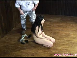 Breast Punishment and Orgasm for Sophie