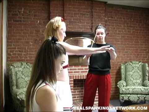 Jessica, Katie - Katie And I Are Strapped (480p)