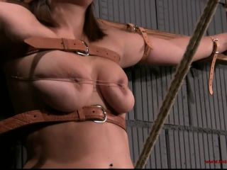 Saskia – Leather Bound