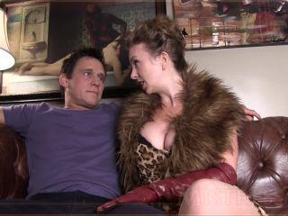 Mistress T in Bedtime Release For MILFs Boy