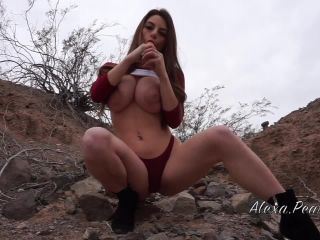 MissAlexaPearl - Caught Fucked and Creampied In Public