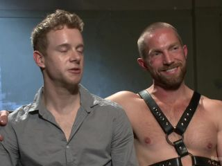 Mr Herst torments and fucks slave #860 locked in chastity - Kink  March 6, 2014