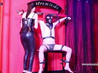 Mistress Iside  CRUCIFIXION OF COCK