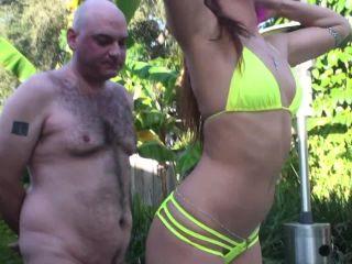 Brat Princess 2 – Amadahy – Face Slap Re-Wire into Ass Licking Addict