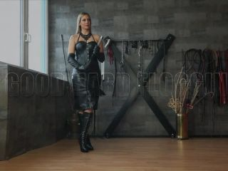 New Stuff – FEMDOM-POV-CLIPS – A Good Hard Flogging – Lady Mystique