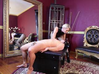 KinkyMistresses – Helenas Deep Throat Bitch – Helena Locke – Dildo Sucking